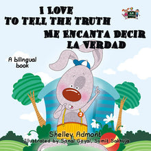 English-Spanish-Bilingual-kids-book-I-Love-to-Tell-the-Thruth-Admont-cover