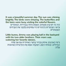English-Hebrew-Bilingual-children's-bedtime-story-Shelley-Admont-I-Love-to-Tell-the-Truth-page1