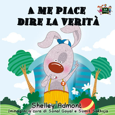 Italian-language-children's-bunnies-book-I-Love-to-Tell-the-Truth-Admont-cover