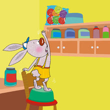 English-Spanish-Bilignual-kids-bunnies-book-I-Love-to-Eat-Fruits-and-Vegetables-page6