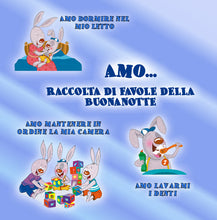 I Love to... Holiday Collection (Italian Language Book for Kids)