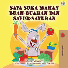 Malay-language-kids-bunnies-book-I-Love-to-Eat-Fruits-and-Vegetables-Shelley-Admont-cover