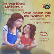 English-French-bilingual-kids-bedtime-story-My-Mom-is-Awesome-Shelley-Admont-cover