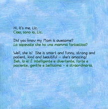 English-Italian-bilingual-kids-picture-girls-book-My-Mom-is-Awesome-Shelley-Admont-page1
