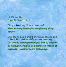 English-Tagalog-bilingual-kids-picture-girls-book-My-Mom-is-Awesome-Shelley-Admont-page1