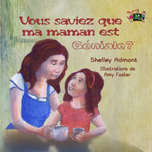 French-language-bedtime-story-for-kids-My-Mom-is-Awesome-Shelley-Admont-cover