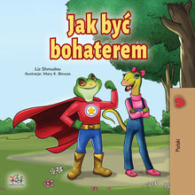 Polish-bedtime-story-for-kids-Being-a-superhero-cover