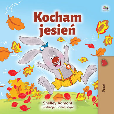Polish-childrens-book-I-Love-Autumn-cover