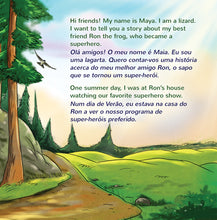 Portuguese-English-bilingual-book-for-kids-Portugal-Being-a-Superhero-page1
