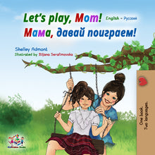 Russian-Bilingual-children-picture-book-lets-play-mom-cover