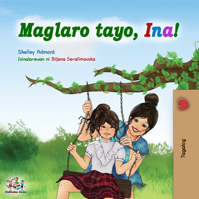 Tagalog - Filipino language children's books collection