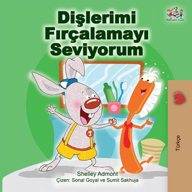 Turkish-children's-picture-book-Shelley-Admont-KidKiddos-I-Love-to-Brush-My-Teeth-cover