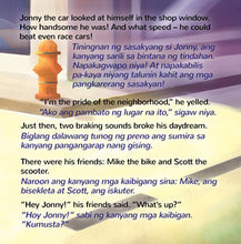 Bilingual-Tagalog-Filipino-kids-story-about-cars-Wheels-The-Friendship-Race-page1_2