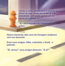 Wheels-The-Friendship-Race-Portuguese-children's-cars-picture-book-page1_2