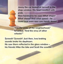 Wheels-The-Friendship-Race-children's-picture-cars-book-English-Inna-Nusinsky-page1-2