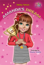 Amanda's Dream (Children's Picture Book - English Only)