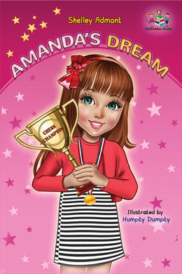 eBook: Amanda's Dream (Children's Picture Book - English Only)