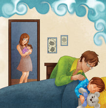 English-Farsi-Bilignual-children's-boys-book-Goodnight,-My-Love-page15