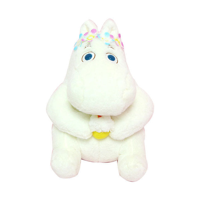 Moomin Plush with Cupcake 30cm
