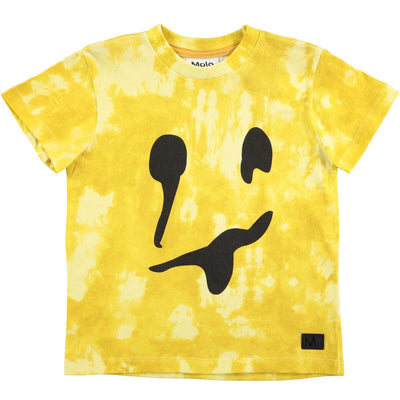 RAYMONT T SHIRT-TIED YELLOW
