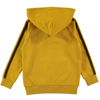 MICHAEL-HOODIES-MELLOW YELLOW