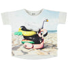 RAEESA-TSHIRTS-BEACH ANIMALS