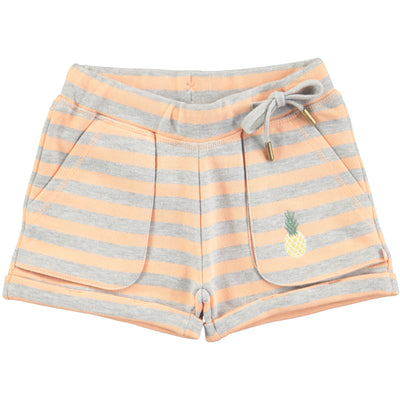 ARA-SHORTS-TROPICAL STRIPE