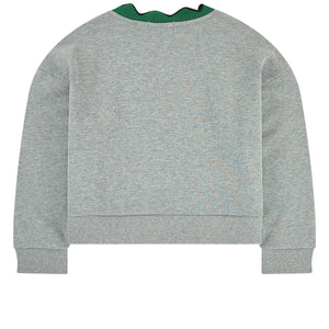 Grey Lemon Sweatshirt
