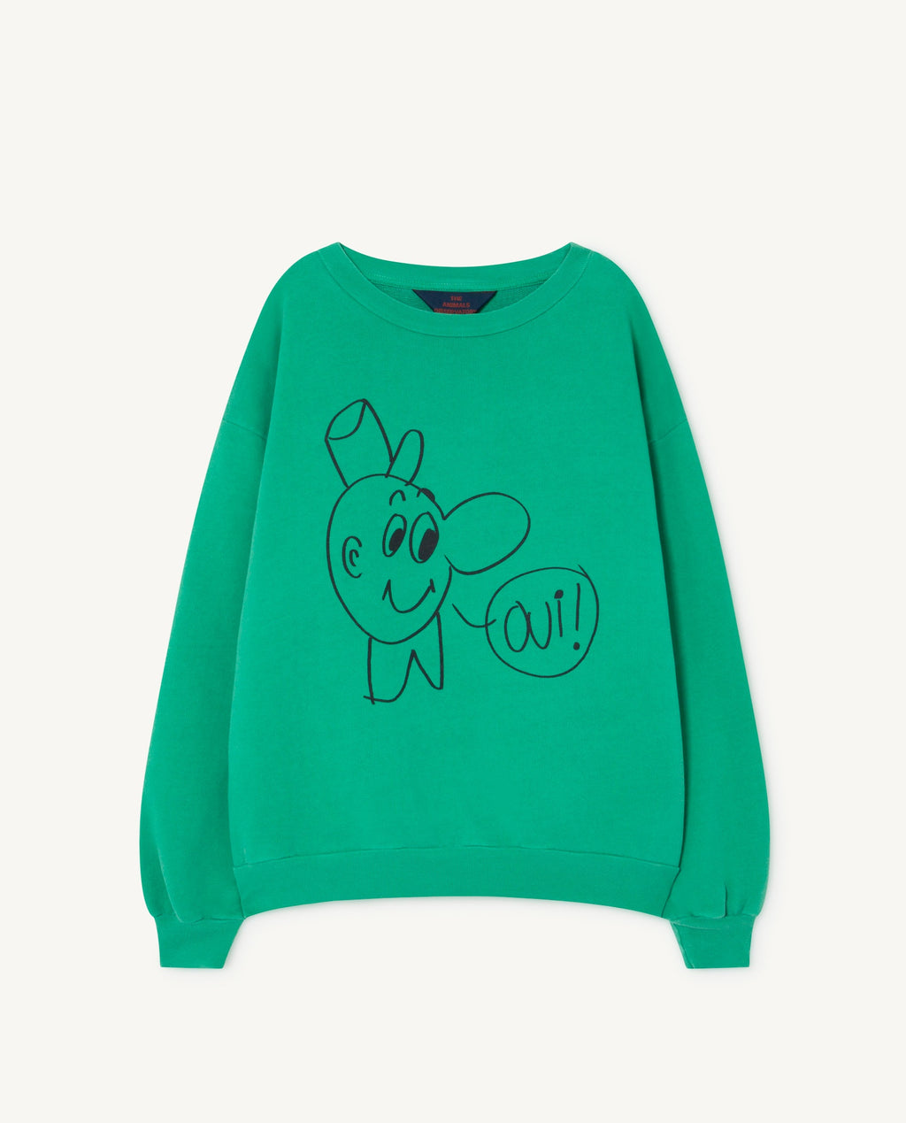 Green Oui Sweatershirt