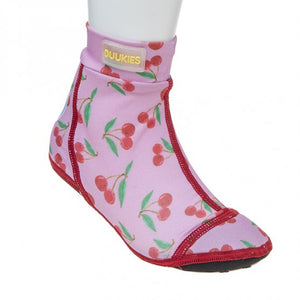 Pink Cherries BeachSocks