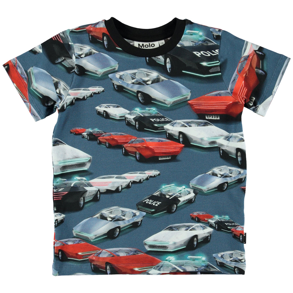 Ralphie Self-Driving Cars T-Shirts