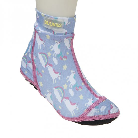 Lilac Unicorn BeachSocks