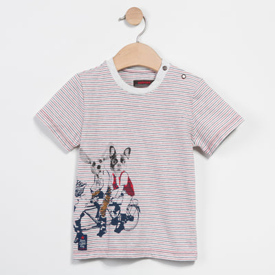 CYCLE RIDE T-SHIRT