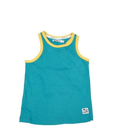 BLUE RACER BACK VEST
