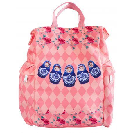 Billie Maxie Pink Matryoshka Bag