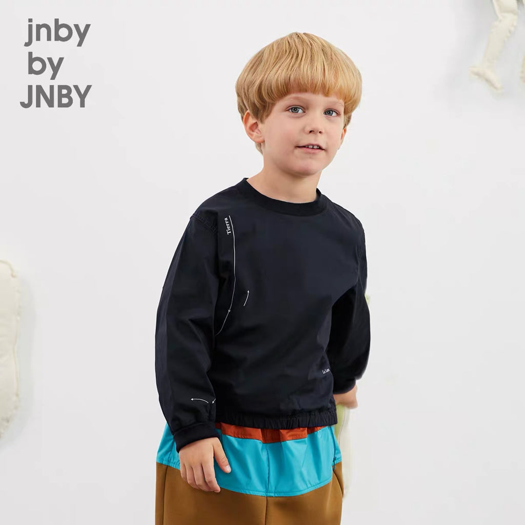 Boy Black Sweatshirt