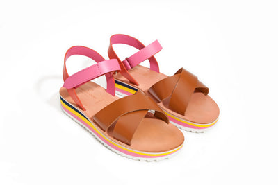 COCO PLUM MULTICOLOR-LEATHER