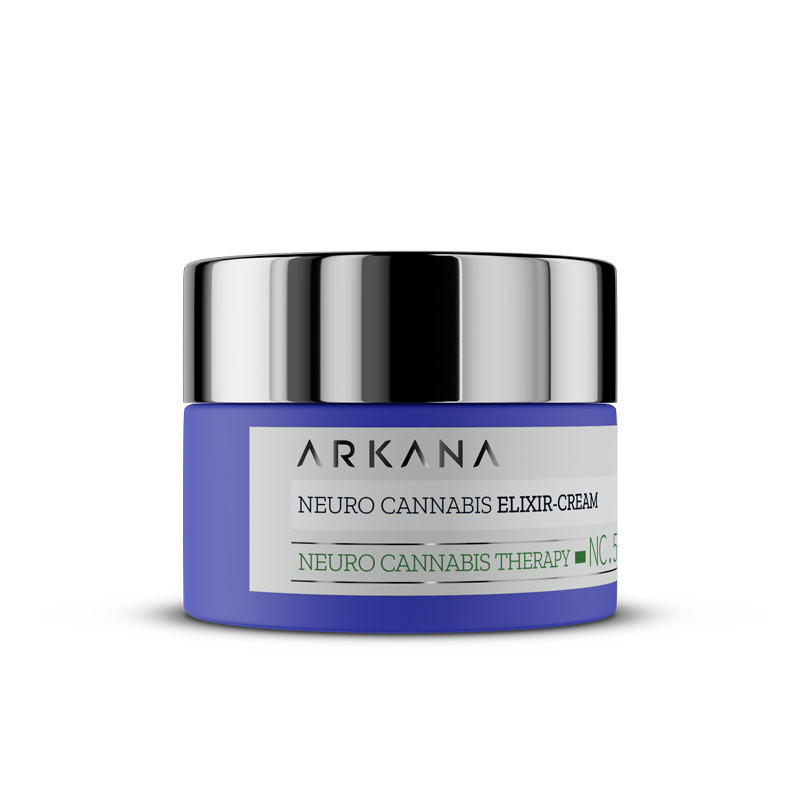 Due to the high content of hemp oil and poppy seeds, it rebuilds the hydro-lipid barrier of the skin, and Kannabia SensePLF neuroregulates the skin microbiome.  Capacity: 50ml