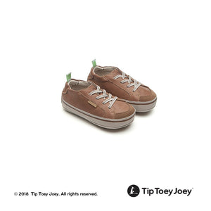 Original Essentials Sneaker Whisky Pumice Rust Suede