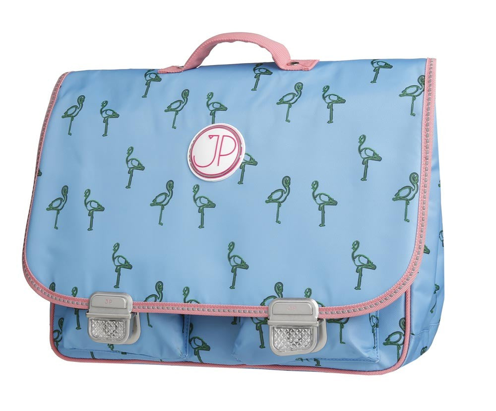 Schoolbag Large Flamingo