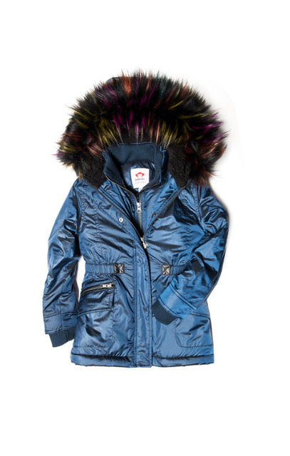 Middle Puffer Coat