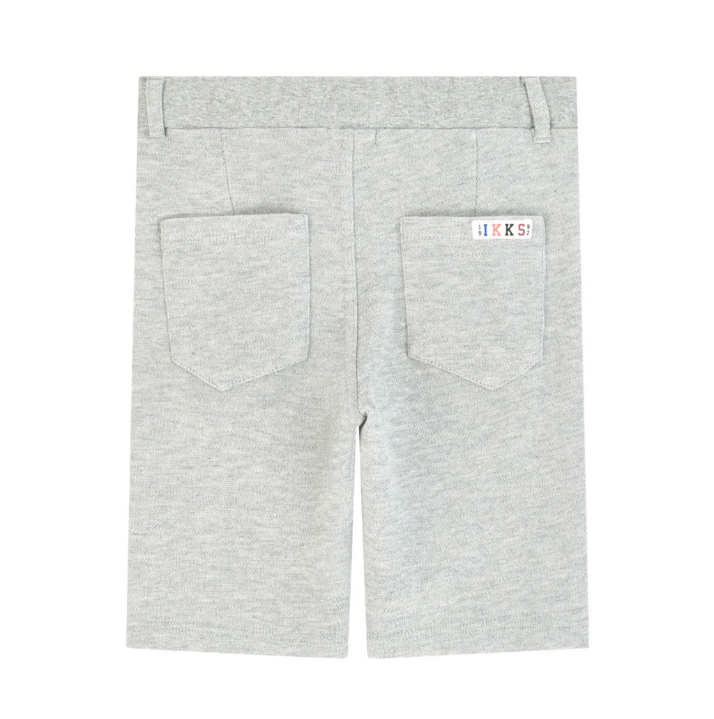 Boys' Grey Bermuda Shorts