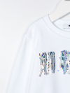 Sequin Logo Jumper