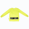Yellow Cat Skeleton Sweatshirt