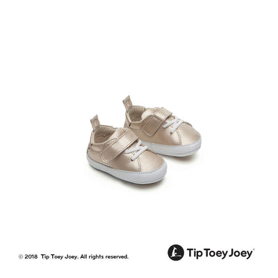 TINY-ESSENTIALS-SNEAKERS FINE GOLD/ WHITE