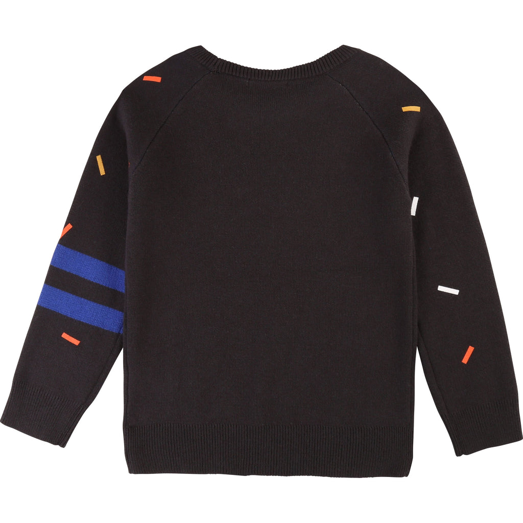 Boy Black Sweater