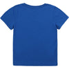 Boy Blue Cotton T-Shirt