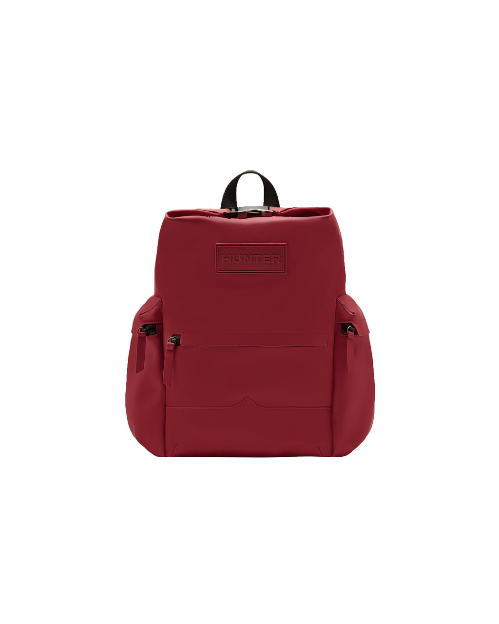 Original Top Buckle Leather Backpack