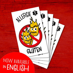 TATTOOS FOR CHILDREN ALLERGIC TO GLUTEN