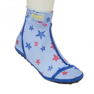 Blue Starfish Beach Socks